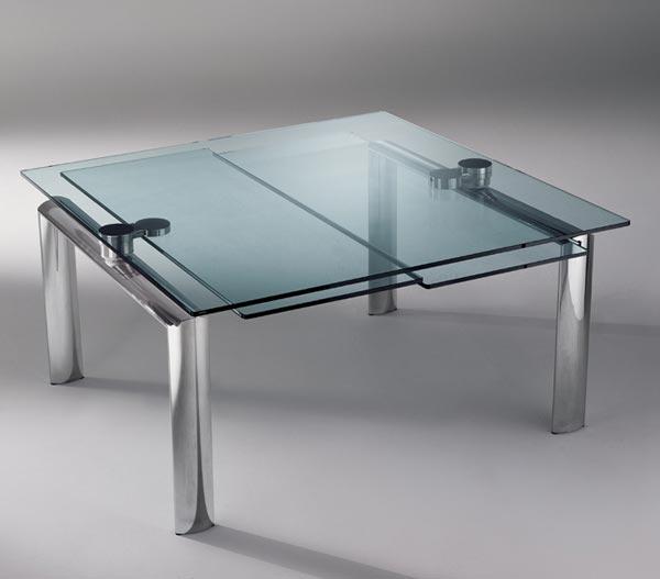 Policleto reflex angelo tavoli e tavolini for Tavolo allungabile chateau d ax