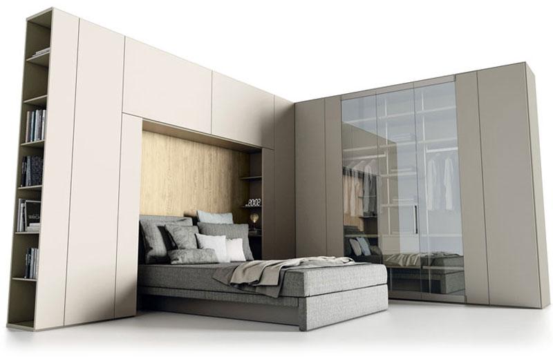 Roomy caccaro armadio battente arredamento for Caccaro arredamenti